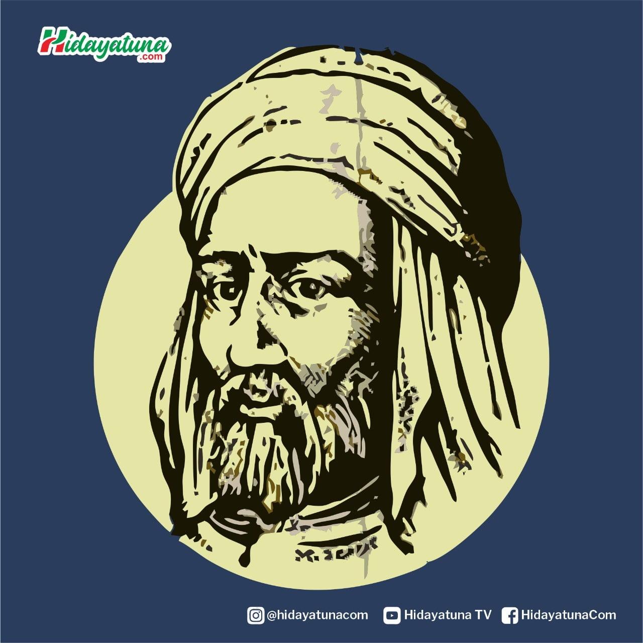 Ibnu Khaldun (Ilustrasi/Hidayatuna)
