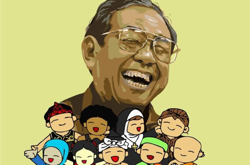 Gus Dur: Islam Mampu Berdialog dengan Peradaban Nusantara