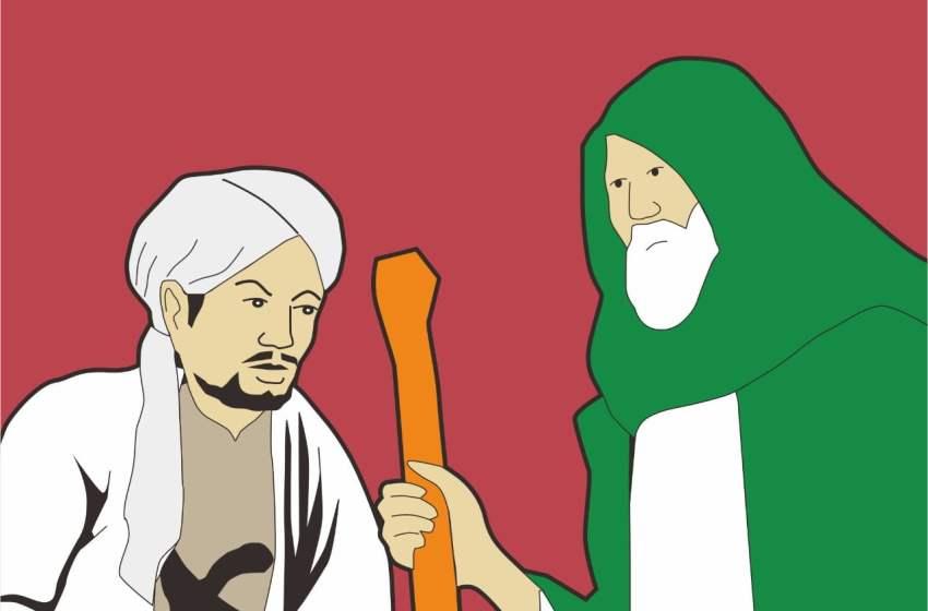 Kisah Sunan Gunung Jati yang Bertemu Nabi Khidir