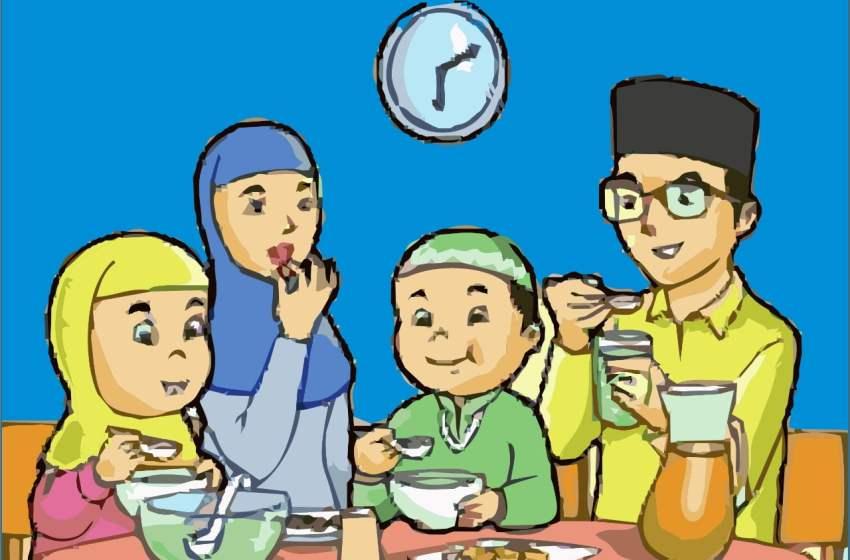 Puasa Ramadhan Di depan Mata, Waspada Wacana Buka Bersama