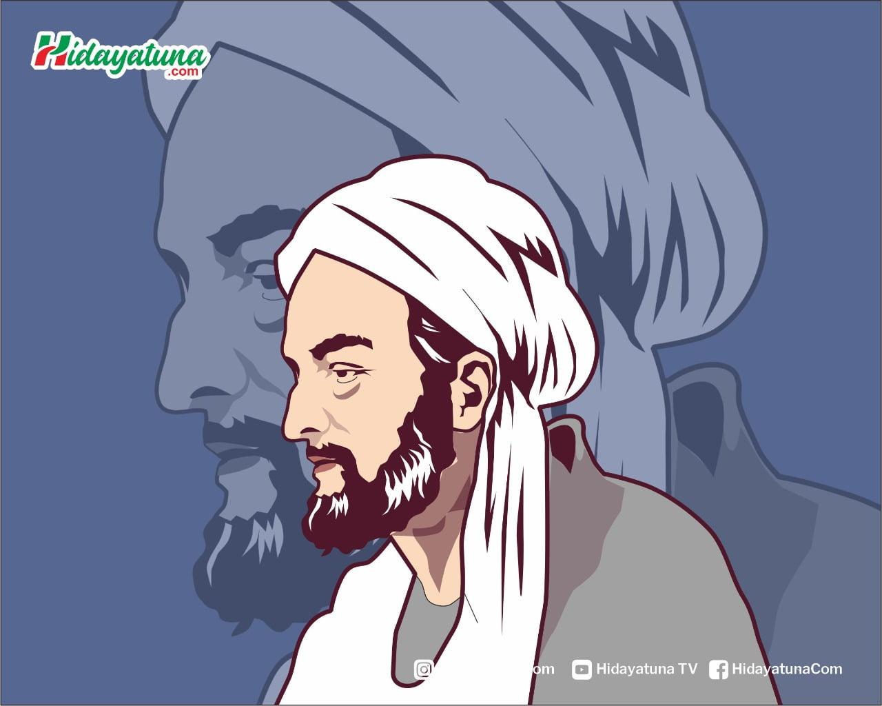 Imam Syafi'i (Ilustrasi/Hidayatuna)