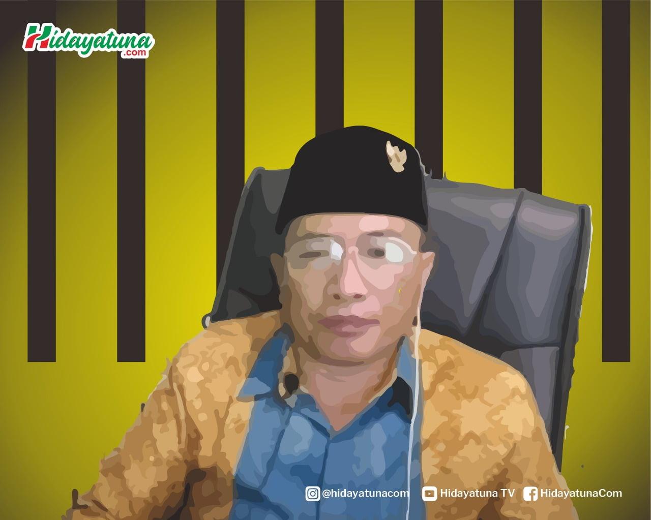 NU dan Muhammadiyah Desak Polisi Tangkap (Ilustrasi/Hidayatuna)