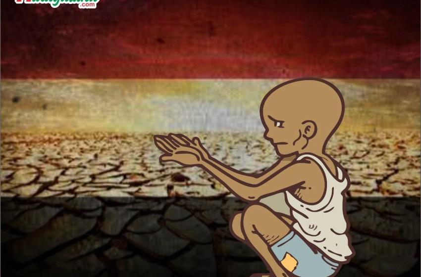 Wabah Kelaparan Ancam 16 Juta Warga Yaman