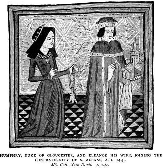 The Witch Who Would Be Queen - Eleanor Cobham & The Bishop ...