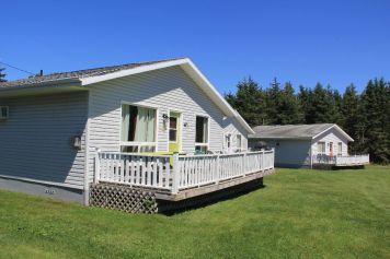 vacation cottage at Hidden Acres Cottages