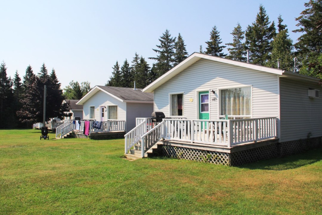 Vacation cottages at Hidden Acres Cottages