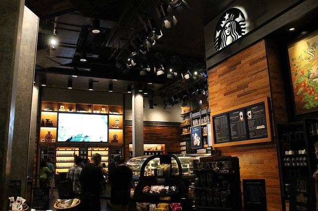 Most expensive coffee at Disneyland Anaheim Starbucks