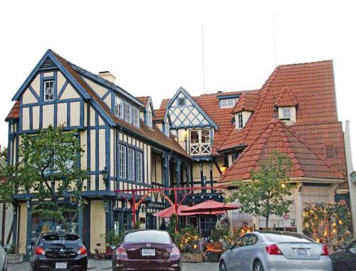 Solvang Danish Village hidden san diego