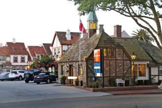 Visit Santa Barbara's charming Danish Village: Solvang.