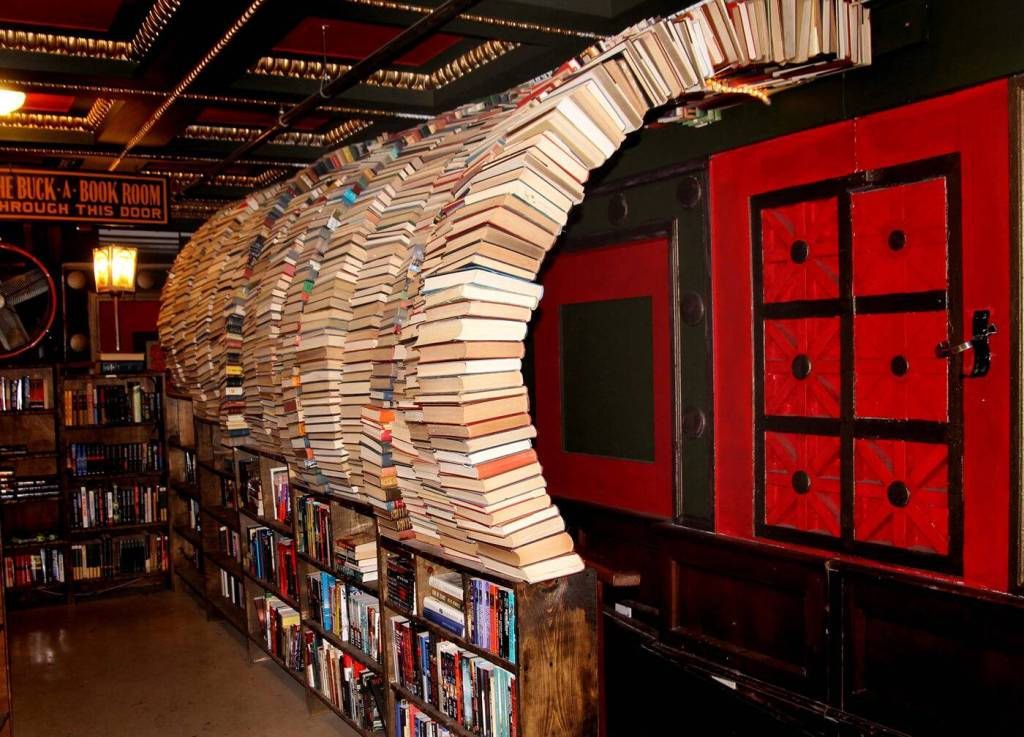 the last bookstore hidden california