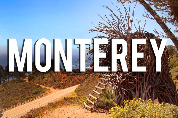 Hidden gems in monterey county, california