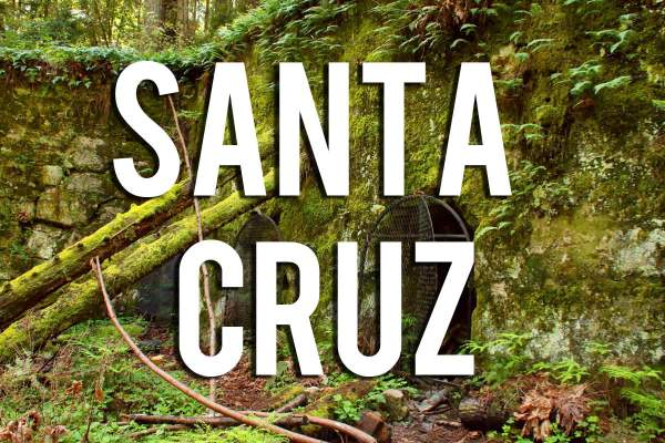 Hidden gems in santa cruz county, california