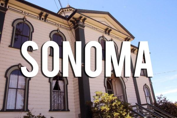 Hidden gems in sonoma county, california