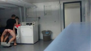 Hidden Cam In My House Laundry Room Busted A Gay Couple Doing Anal