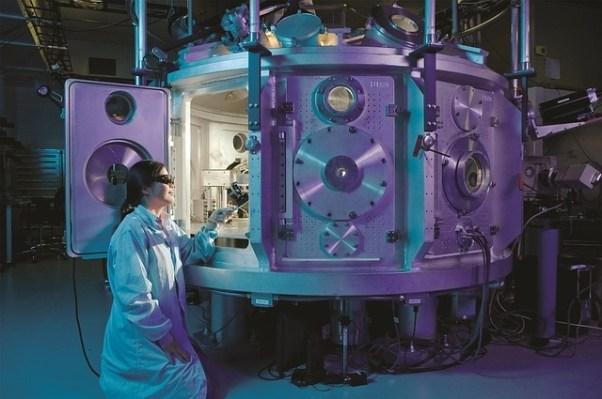 Scientific study lab
