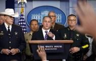 Director of U.S. Immigration and Customs Enforcement Matthew Albence