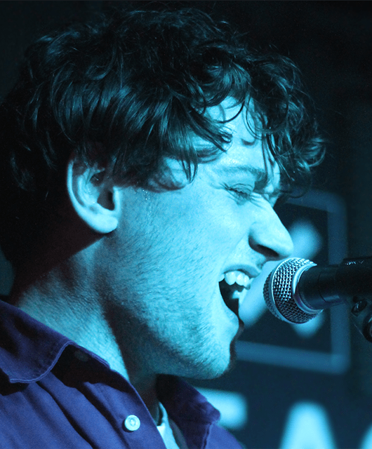 Marsicans playing Bleach in Brighton on 23.02.16