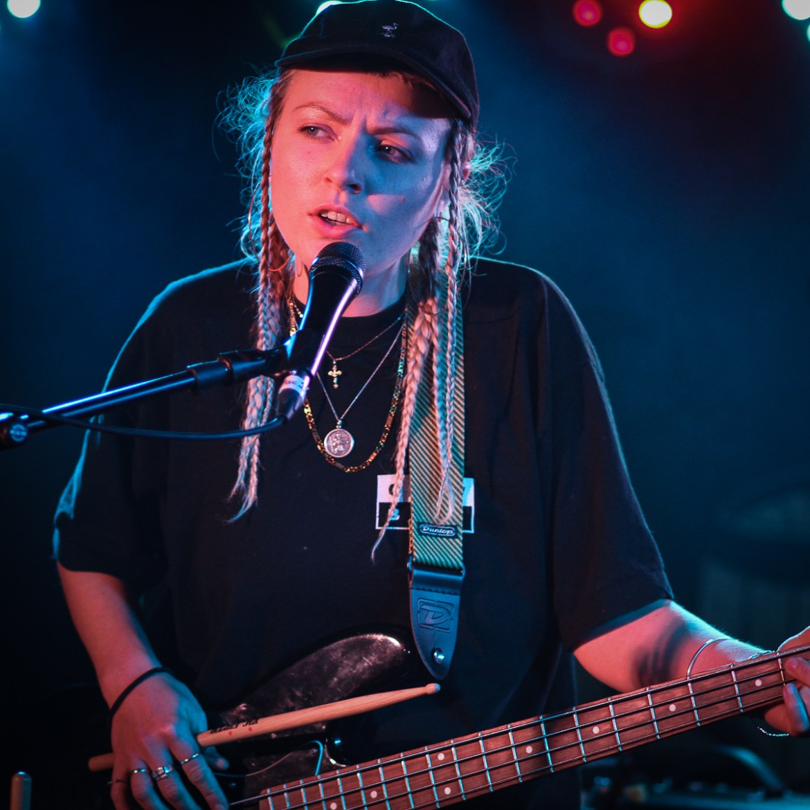 Photo of IDER featured on Hidden Herd new music blog
