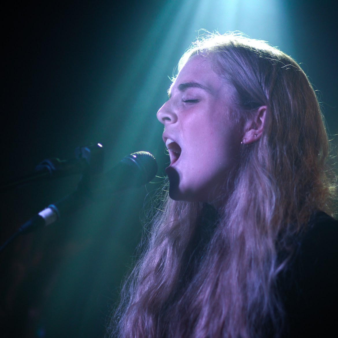 MarthaGunn playing BLOGTOBER at The Finsbury in London on 14.10.17