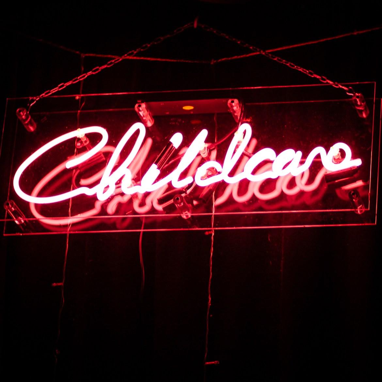 Photo of CHILDCARE featured on Hidden Herd new music blog
