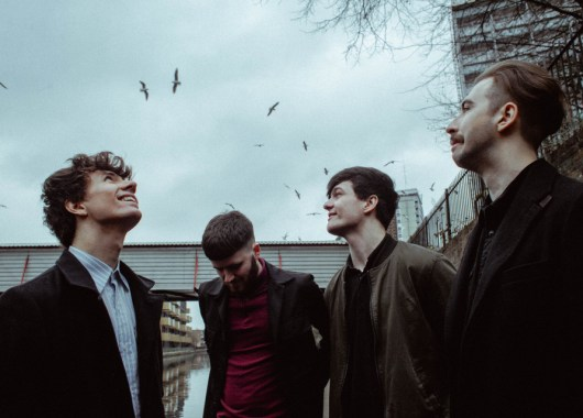 Photo of Youth Sector featured on Hidden Herd new music blog