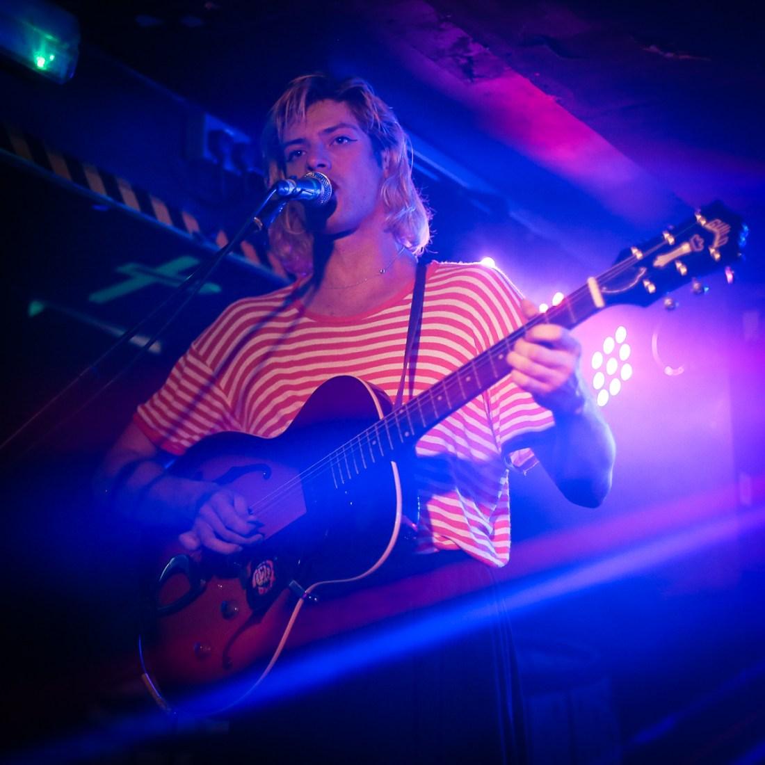 Photo of Heirloom featured on Hidden Herd new music blog