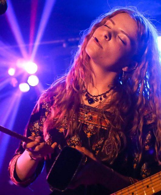Photo of Valeras featured on Hidden Herd new music blog