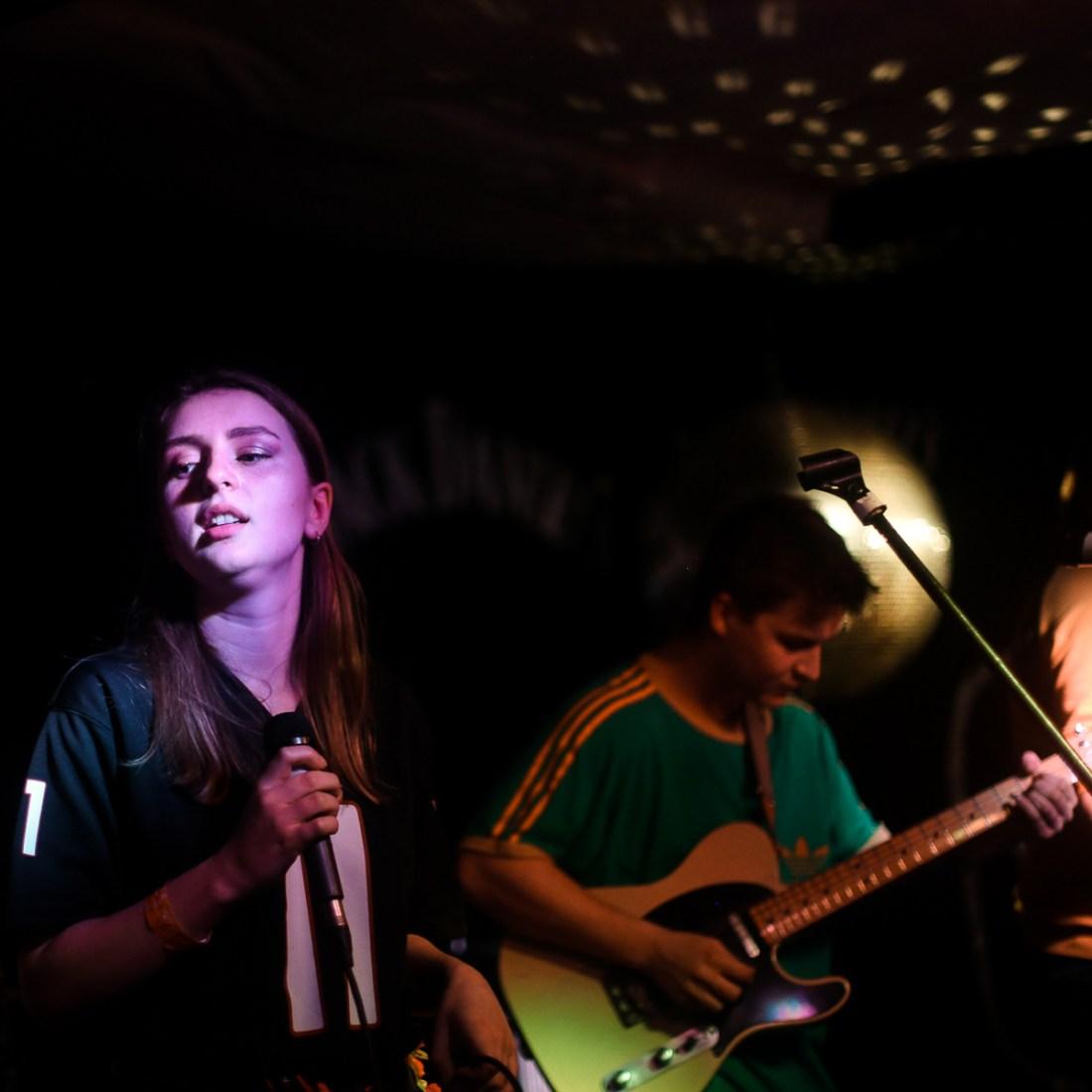 Photo of Jumanji featured on Hidden Herd new music blog