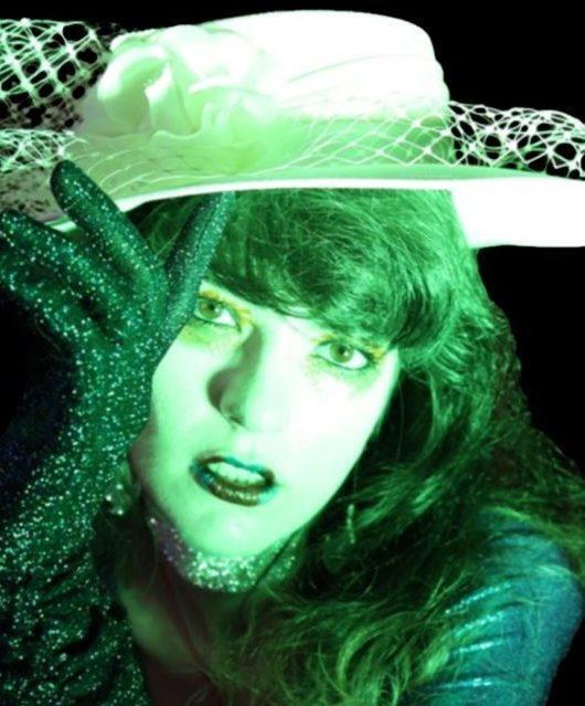 Photo of Vanity Fairy featured on Hidden Herd new music blog