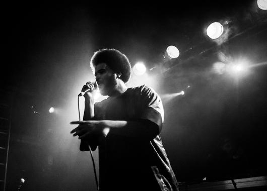 Photo of AWATE featured on Hidden Herd new music blog