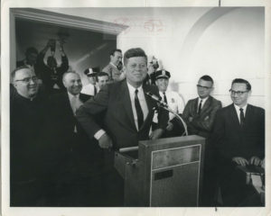 President Kennedy Press Conference on the Immigration and Nationality Act