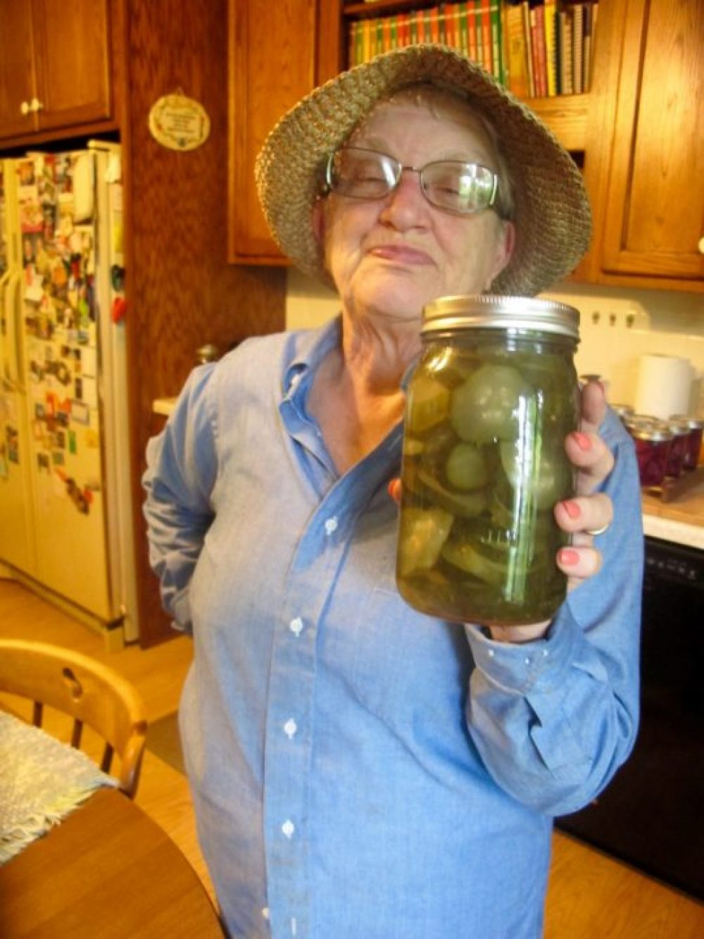 Janet Hill's Famous Pickles