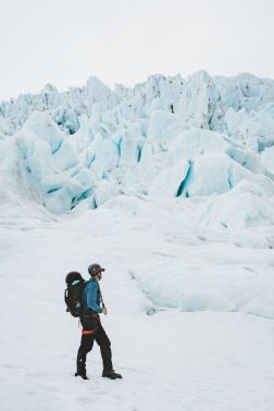 Falljökull Glacier Hike | Jökulsárlón Glacier Lagoon 2 day tour | Hidden Iceland | Photo by EJS Creative