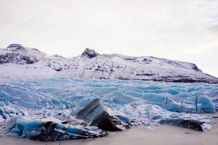 Svínafellsjökull Lookout
