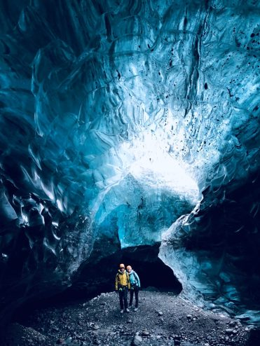 Treasure Island Ice Cave | Ice Cave Discovery Tour | Hidden Iceland | Photo by Scott Drummond