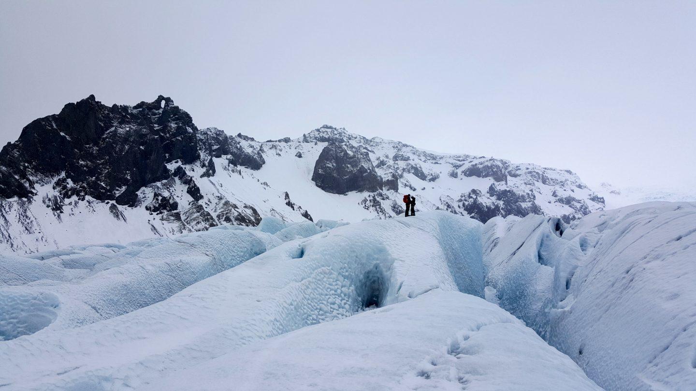 Kvíárjökull Glacier | Hidden Iceland