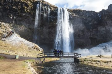 Seljalandsfoss Waterfall | Hidden Iceland