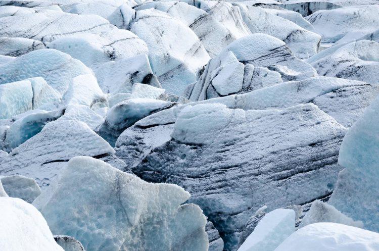 Glacier Ice   Hidden Iceland
