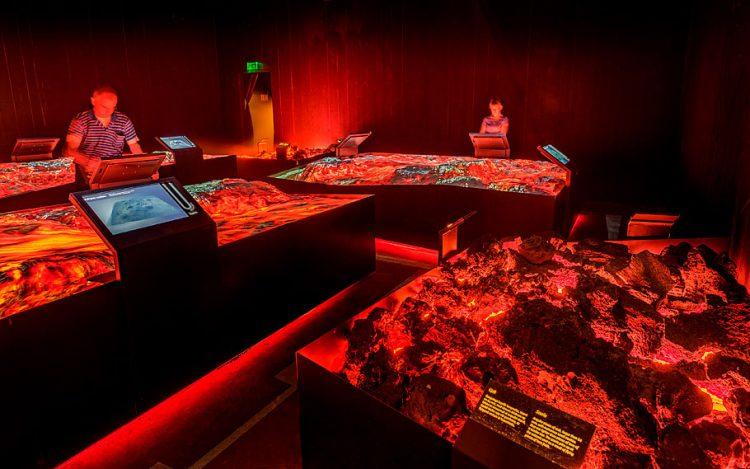 Lava Centre Volcano Exhibition | Hidden Iceland