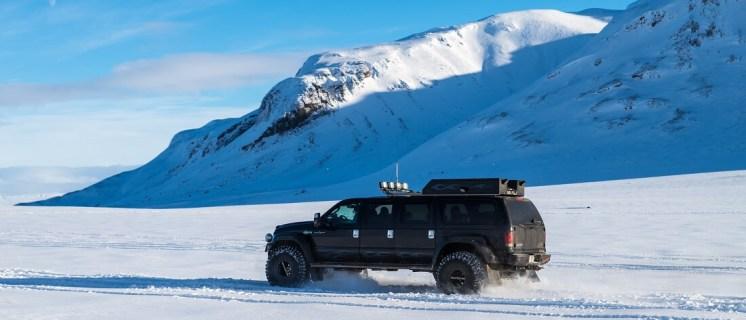Super Jeep Tour Iceland | Hidden Iceland
