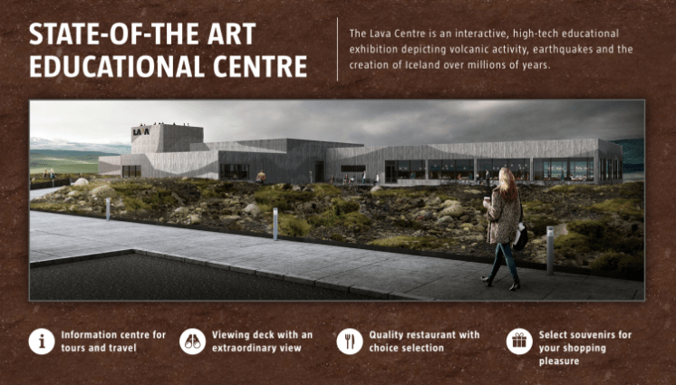 Lava Centre Volcano Exhibition | Hidden Iceland