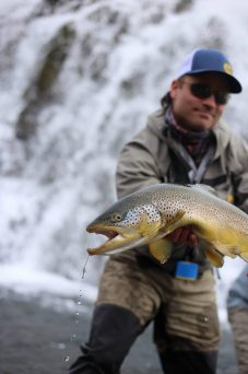 Fishing Highlands big catch | Hidden Iceland