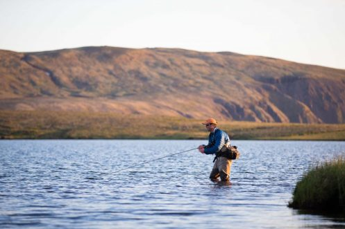 Mountain Fishing | Fly Fishing Tour | Hidden Iceland
