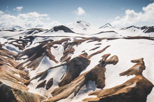 Icelands Highlands | Helicopter Tours | Hidden Iceland