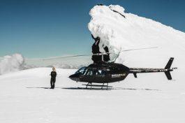 Eyjafjallajökull Landing | Helicopter Tours | Hidden Iceland