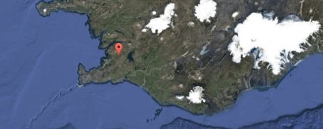 Mountain Fishing Map | Fly Fishing Tour | Hidden Iceland