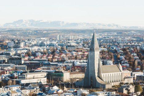 Reykjavik City | Helicopter Tours | Hidden Iceland