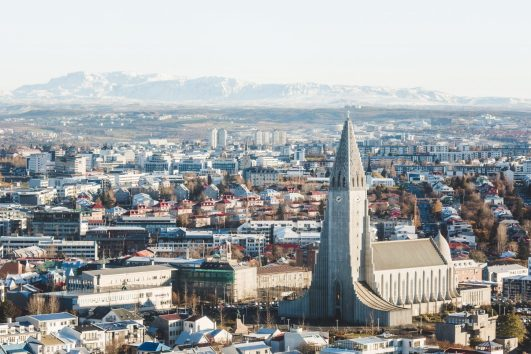 Reykjavik City | Helicopter Tours | Hidden Iceland