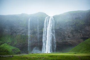 Seljalandsfoss Waterfall   Hidden Iceland   Photo by Tom Archer