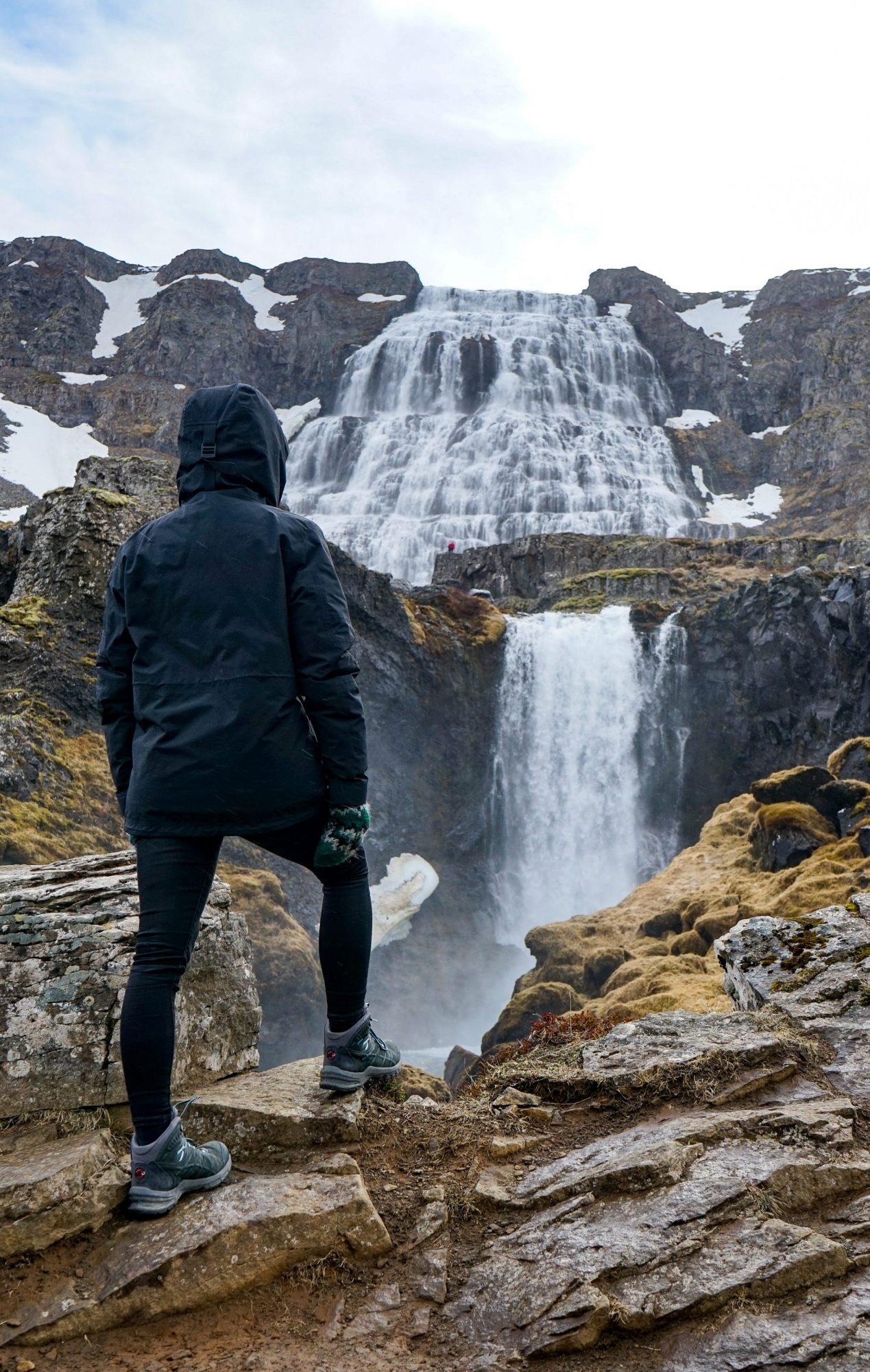 Dynjandi waterfall   Hidden Iceland   Photo by Scott Drummond